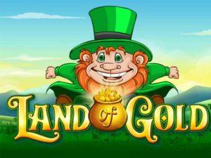 เกมสล็อต Land of Gold