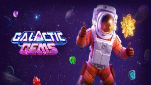 รีวิวเกมสล็อต Galactic Gems อัญมณีนำโชคแห่งจักรวาล!