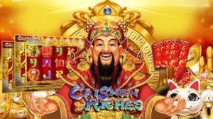 จุดเด่นและเคล็ดลับ เกม Caishen Riches PUSSY888