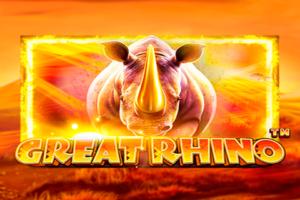 รีวิวเกม PUSSY888 Great Rhino Megaways