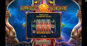 รีวิวสล็อตวิดีโอ Lucky Tarot PUSSY888
